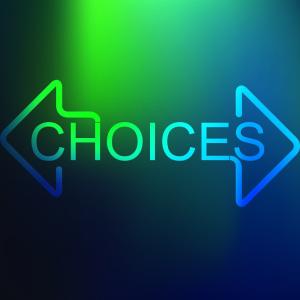 Choices series logo